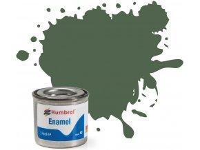 Humbrol barva email AA2252 No 252 RLM82 Olivgrun Matt 14ml a88728909 10374