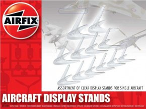 Airfix - Assorted Small Stands,  Accessory stojánek AF1008