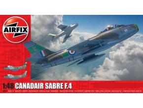 Airfix - Canadair Sabre F.4, Classic Kit  A08109, 1/48