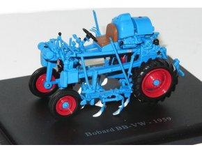Altaya/IXO - traktor Bobard BB-VW, 1959, 1/43