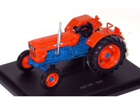 Altaya/IXO - traktor OM 750, 1969, 1/43
