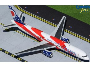 """Gemini - Boeing B757-200, společnost America West Airlines N905AW """"City of Columbus"""" (Ohio State Flag), USA, 1/200"""