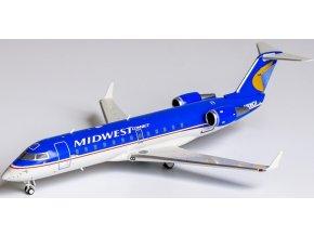 NG Model - Canadair CRJ200ER, společnost Midwest Connect, USA, 1/200