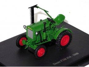 Altaya/IXO - traktor Deutz F1M 414, 1946, 1/43