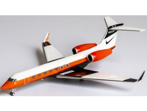 NG Model - Gulfstream G550, Nike N1972N 2013's livery, společnost Gulfstream Aerospace, USA, 1/200