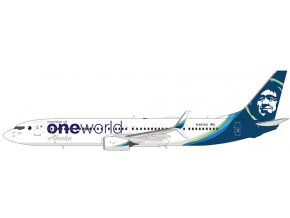 NG Model - Boeing B737-900ER, dopravce Alaska Airlines One World, USA, 1/400