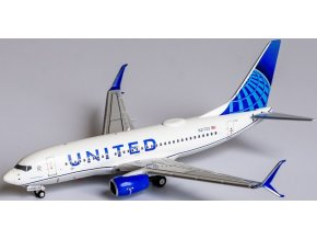 NG Model - Boeing  B737-700, dopravce United Airlines, USA, 1/400
