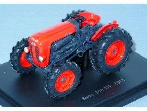 Altaya/IXO - traktor Same 360 DT, 1963, 1/43
