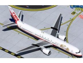 Gemini - Boeing B757-231, společnost TWA Trans World Airlines N725TW, USA, 1/400