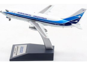 El Aviador Models - Boeing B737-200, dopravce Aerolineas Argentinas LV-JMW, Argentina, 1/200