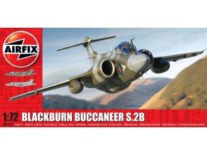 Airfix - Blackburn Buccaneer S.2 RAF, Classic Kit A06022, 1/72