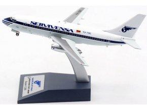 El Aviador Models - Boeing B737-200, dopravce Servivensa, Venezuela, 1/200