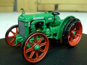 Altaya/IXO - traktor Motomeccanica Balilla, 1931, 1/43