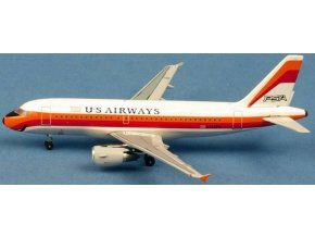 Aero Classics - Airbus A319, dopravce US Airways / PSA, USA, 1/400