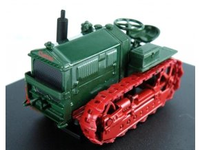 Altaya/IXO - traktor Cletrac K20, 1930, 1/43