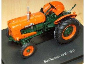 Altaya/IXO - traktor Fiat Someca 40 H, 1957, 1/43