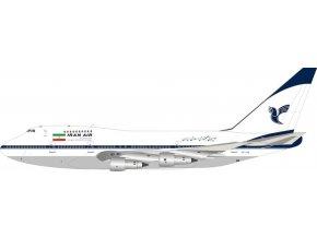 Inflight 200 - Boeing B747SP, společnost Iran Air, Írán, 1/200