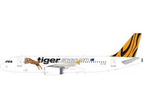 Inflight 200 - Airbus A320-200, společnost Tigerair, Singapur, 1/200