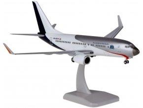 Hogan - Boeing B737-700/BBJ (737BBJ), společnost Koninkrijk der Nederlanden, Dutch Government Netherlands, Nizozemí, 1/200