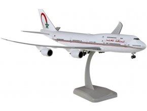 Hogan - Boeing B747-8i, společnost Morocco Government, Maroko, 1/200