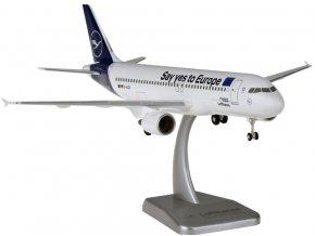 "Hogan - Airbus A320, společnost Lufthansa ""Say Yes to Europe"" , Německo, 1/200"