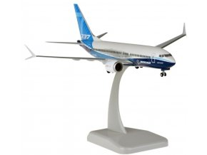 Hogan - Boeing B737 MAX 7, společnost Boeing House Colors, USA, 1/200