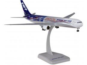 "Hogan - Boeing B767-400, společnost Boeing ""Leading The Way"", USA, 1/200"
