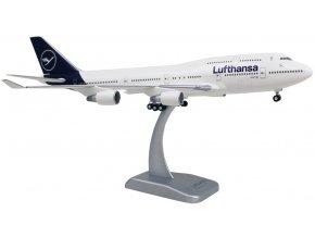 Hogan - Boeing B747-400, společnost Lufthansa, Německo, 1/200