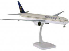 Hogan - Boeing B777-300ER, společnost Saudia, Saudská Arábie, 1/200