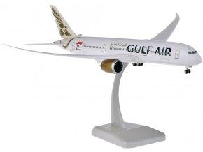 Hogan - Boeing B787-9 Dreamliner, společnost Gulf Air, Bahrajn, 1/200