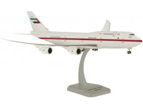 Hogan - Boeing B747-8, společnost United Arab Emirates, SAE, 1/200