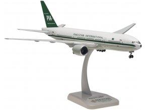 Hogan - Boeing B777-200ER, společnost PIA Pakistan International Airlines Retro, Pakistán, 1/200