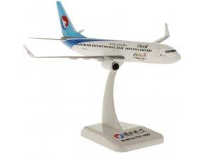 Hogan - Boeing B737-800, společnost Hebei Airlines, Čína, 1/200