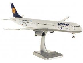 "Hogan - Airbus A321, společnost Lufthansa ""Bingen 25 years"", Německo, 1/200"