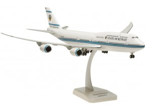 Hogan - Boeing B747-8, společnost State of Kuwait, Kuvajt, 1/200