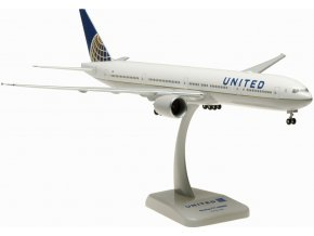 Hogan - Boeing B777-300ER, společnost United Airlines, USA, 1/200