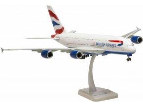 Hogan - Airbus A380-800, společnost British Airways, VB, 1/200
