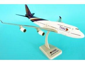 Hogan - Boeing B747-400, společnost Thai, Thajko, 1/200