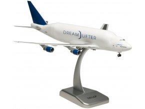 """Hogan - Boeing B747-400LCF, společnost Boeing """"DreamLifter"""", USA, 1/200"""