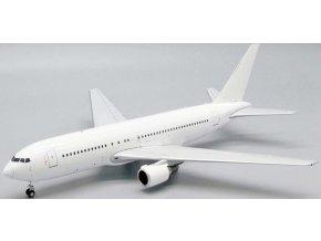 JC Wings - Boeing B767-200, Blank - čistě bílé letadlo bez polepu, 1/200