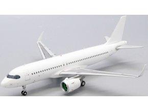 JC Wings - Airbus A320neo, Blank - čistě bílé letadlo bez polepu, 1/200
