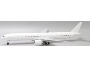 JC Wings - Boeing B777-300ER, Blank - čistě bílé letadlo bez polepu, 1/200