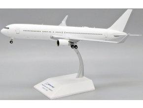 JC Wings - Boeing B767-300, Blank - čistě bílé letadlo bez polepu, 1/200