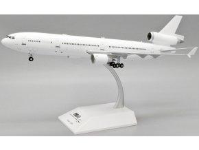 JC Wings - McDonnell Douglas MD11, Blank - čistě bílé letadlo bez polepu, 1/200