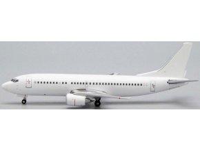 JC Wings - Boeing B737-300, Blank - čistě bílé letadlo bez polepu, 1/400