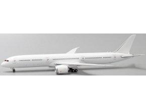 JC Wings - Boeing B787-10 Dreamliner, Blank - čistě bílé letadlo bez polepu, 1/400