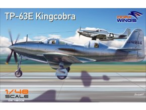 Dora Wings - Bell TP63E Kingcobra Trainer, ModelSet DW48003, 1/48