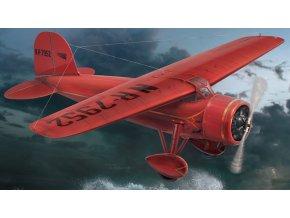 Dora Wings - Lockheed Vega 5b, ModelSet DW48022, 1/48