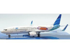 "Phoenix - Boeing B737-800, dopravce Garuda Indonesia ""Vaccine"" PK-GFT, Indonésie, 1/400"