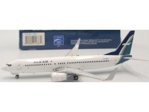 Phoenix - Boeing B737-800, dopravce Silkair 9V-MGQ, Singapur, 1/400